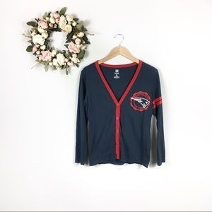 Patriots NFL Womens Varsity Sweater